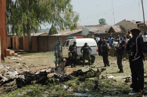 Perempuan Meledakkan Diri di Nigeria, Satu Prajurit Tewas