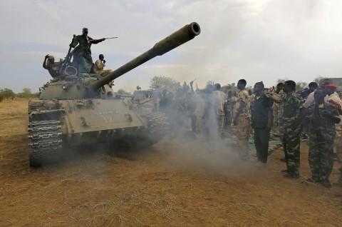 Pemerintah Sudan Didesak Hentikan Serangan Bom terhadap Warga
