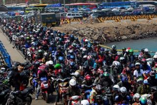 Pemerintah akan Bangun Jalur Khusus Motor di Pelabuhan Merak