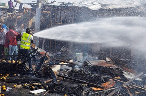 Bom Meledak di Pasar Nigeria, 56 Pedagang Tewas