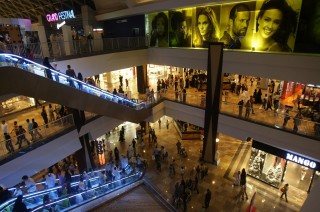 Dubai Garap Proyek Mal Terbesar di Dunia