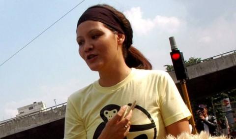 Jokowi Menang Hitung Cepat, Ini Reaksi Melanie Subono