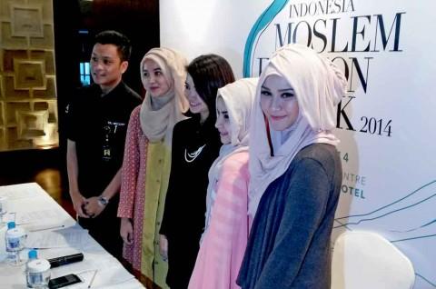 IMFW Wujudkan Indonesia Sebagai Kiblat Fesyen Muslim Dunia