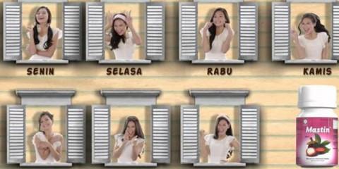 Iklan Mastin Diduga Jiplak Suzy On The Body