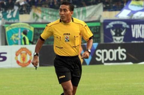 Prasetyo Hadi Wasit Terbaik ISL Bulan Juni