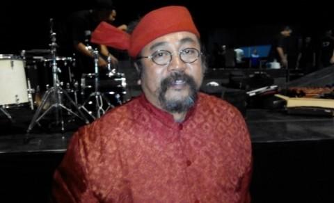 Gelar Konser, Inspirasi Musik Djaduk Ferianto saat Buang Air