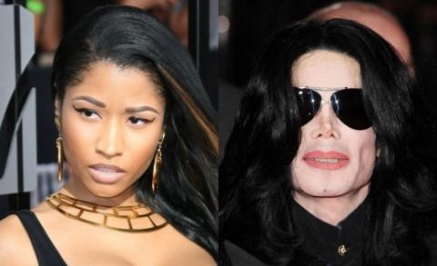 Nicki Minaj Kalahkan Michael Jackson