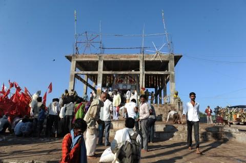 Sepuluh Orang Tewas Terinjak-injak di Kuil India