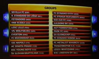 Ini Hasil Undian Liga Europa 2014/15