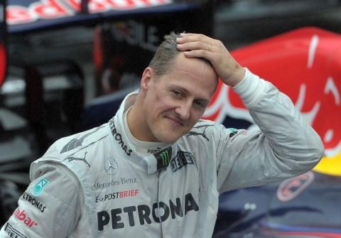 Kondisi Membaik, Schumacher Tinggalkan Rumah Sakit
