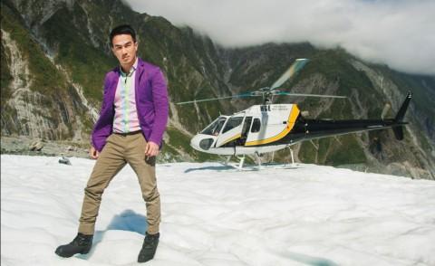 Si Ganteng Joe Taslim Duta Pariwisata Selandia Baru