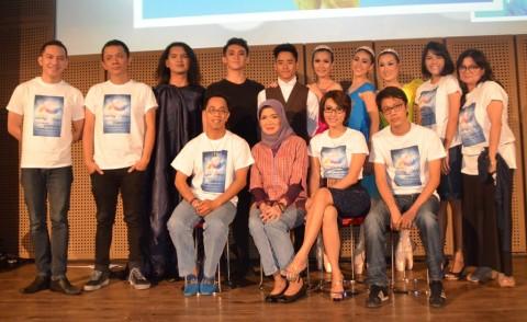 Tribute to Chrisye, Tohpati Kolaborasi dengan Penari Balet
