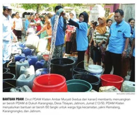 Krisis Air Mengancam Jawa Barat