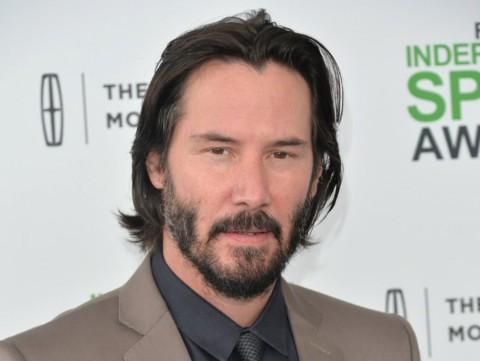 Ada Penyusup Wanita Telanjang di Rumah Keanu Reeves