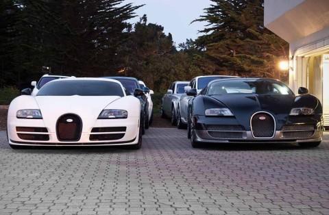 Pemilik Bugatti Umumnya Kolektor Mobil