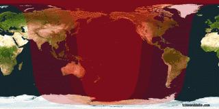 Video Penjelasan Gerhana Bulan Total Malam Ini