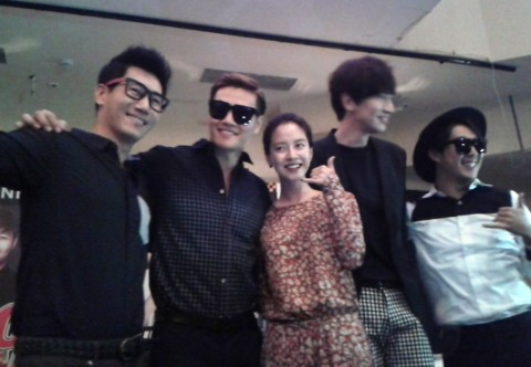 Apa? Jong Kook Janji Buka Celana Ha Ha di <i>Fans Meeting</i> Race Start 2