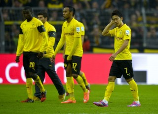 Hannover Paksa Dortmund Telan Empat Kekalahan Beruntun!
