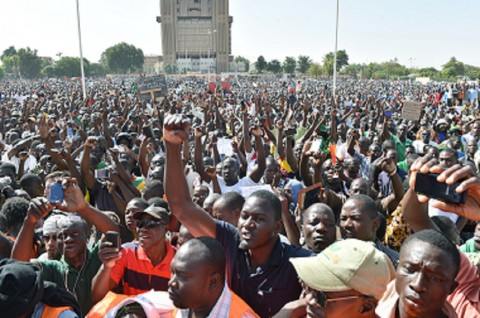 Bentrokan Bersenjata Kembali Pecah di Burkina Faso