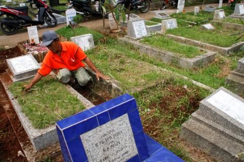 19.986 Hektare Lahan TPU di Kota Depok Hilang
