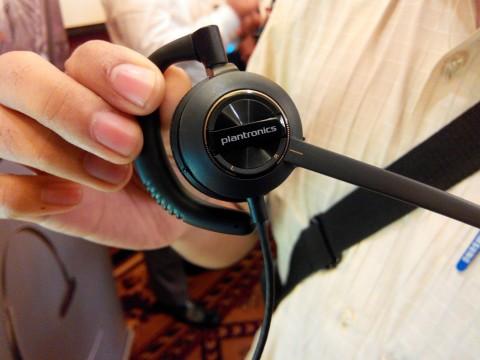 Plantronics Hadirkan Jajaran Headset untuk Customer Service