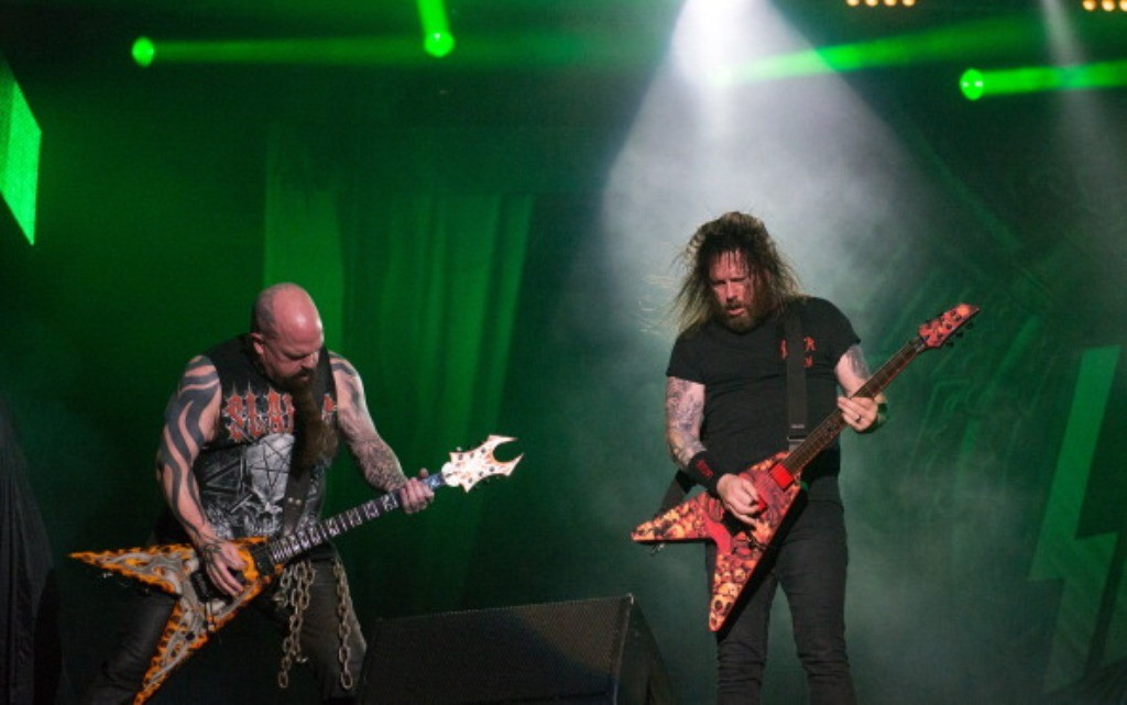Slayer (Foto:AFP)