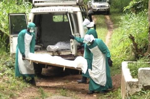 5.459 Orang Meninggal Karena Ebola