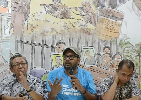 Pimpinan TNI-Polri Gagal Ciptakan Keamanan di Masyarakat