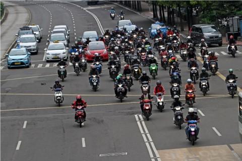 Tidak Ada Batasan, Populasi Sepeda Motor Harus Dikendalikan