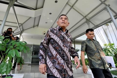 Solidkan TNI-Polri, Menhan Usul Joget Bareng