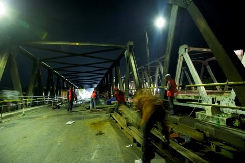 Pekerjaan Konstruksi Jembatan Comal Selesai 15 Desember