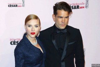Scarlett Johansson Menikah Diam-diam