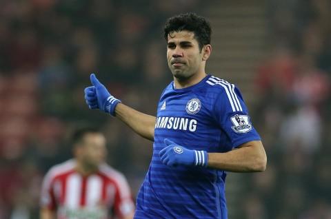 Membaik, Costa Diyakini Akan Cetak Gol Lagi
