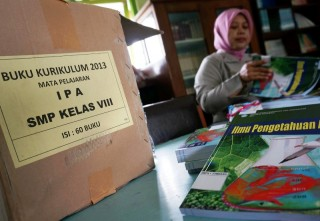 Boediono: Lanjutkan Kurikulum 2013 dengan Perbaikan