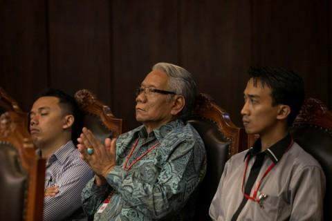 KPK dan PPATK bakal Dilibatkan dalam Seleksi Calon Hakim Konstitusi