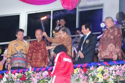 Karate Indonesia Rebut 2 Medali Dalam POM ASEAN