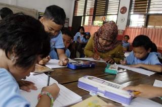 Penerapan Kurikulum 2013, Kepsek Al-Haraki: Guru Kami Tidak Ada Kesulitan