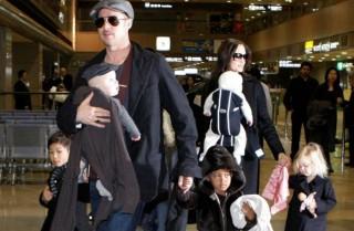 Angelina Jolie Pusing Anak-Anaknya Ingin Bertato