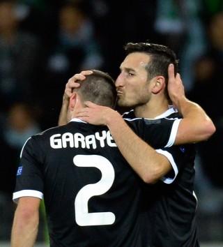 Babak I: Qarabag Imbangi Inter Milan