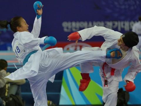Tim Karate Indonesia Kembali Sumbang Medali