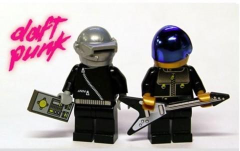 Lego Akan Rilis Seri Daft Punk