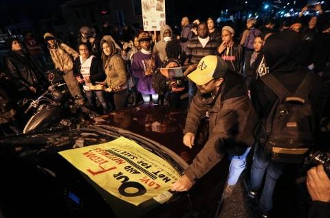 Protes Rasisme, Puluhan Ribu Warga AS Turun ke Jalan