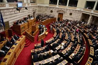 Parlemen Yunani Gagal Pilih Presiden Baru