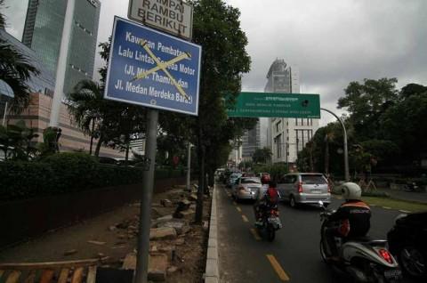 Ahok Berupaya Kurangi Populasi Motor di Jakarta?