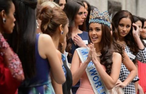 Tak Ada Lagi Kontes Bikini di Miss World