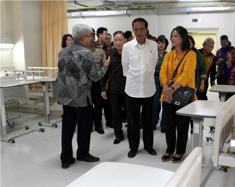 Di Hari Ibu, Jokowi Beri Grasi kepada Aktivis Perempuan
