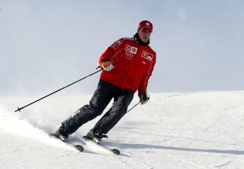Schumacher Harus Lalui Perjuangan Panjang Proses Penyembuhannya