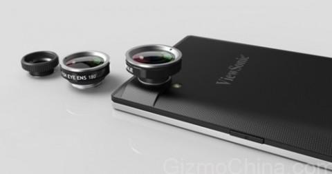 ViewSonic Siapkan Ponsel Perdana V55