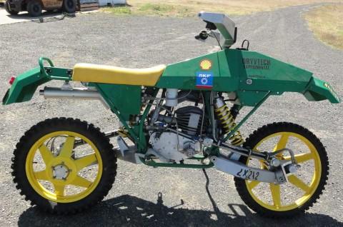 Drysdale Dryvtech 2x2x2, Motor Prototipe Serba Dua