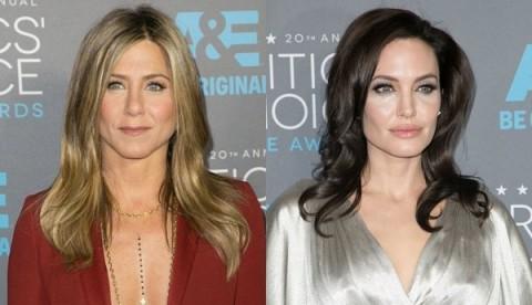 Jennifer Aniston Akhiri Perseteruan dengan Jolie